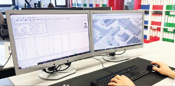 Software di controllo e gestione accessi KS - Plexa
